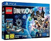 LEGO Dimensions: Starter Pack - PS4
