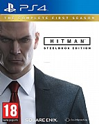 Hitman: The Complete First Season Steelbook Edition - PS4