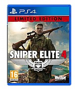 Sniper Elite 4 Limited Edition- PS4